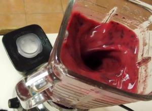 Suco de uva Isabel feito em casa!